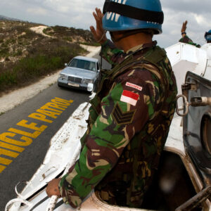 UNIFIL peacekeepers in Lebano. Foto: UNIFIL