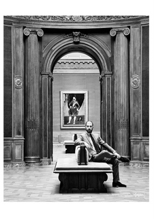 Xavier F. Solomon, chief curator of the Frick Collection