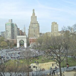 Washington Square Park, nel cuore del West Village