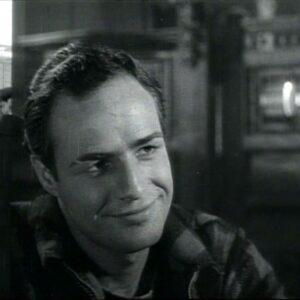 Marlon Brando in Un tram che si chiama desiderio