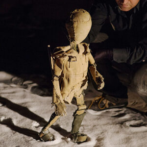 Una scena di Salt of the Earth di Zvi Sahar (Puppet Cinema)