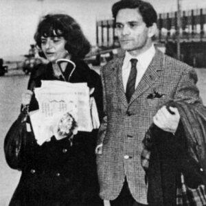 Elsa Morante e Pier Paolo Pasolini