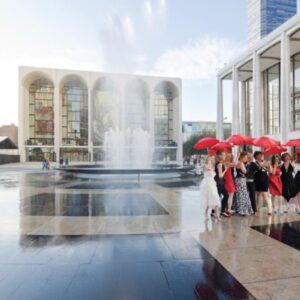 Lincoln Center for the Performing Arts, Photo by Iwan Baan
