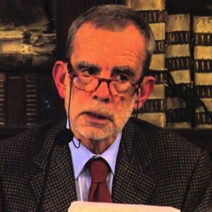 Il Prof. Luca Serianni