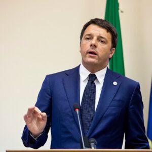 Il Presidente del Consiglio Matteo Renzi (Foto Tiberio Barchielli)