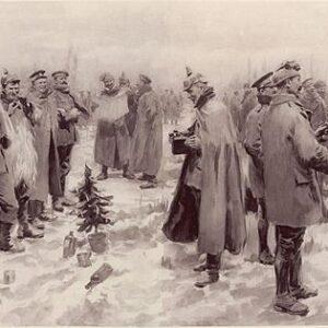 Illustrazione da The Illustrated London News del 9 gennaio, 1915: