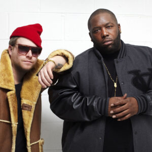 Il duo Run the Jewels, al primo posto della nostra top 10 degli album 2014