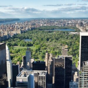 NYC Manhattan, Central Park di Jean Christophe Benoist (Licensed under CC BY 3.0 via Wikimedia Commons)