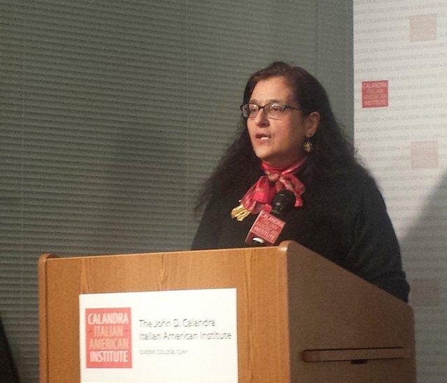 Donna Chirico, presidente di ILICA
