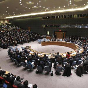 Riunione del Consiglio di Sicurezza sul mantenimento della pace e della sicurezza internazionale. Foto: Devra Berkowitz, ONU
