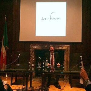 Il ministro Dario Franceschini all'Istituto Italiano di Cultura di New York