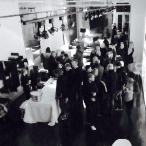 L'evento Aperture con GEZA e Marc Thorpe nello showroom Moroso a Soho