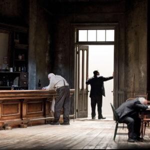Una scena di The Iceman cometh di Eugene 'O Neill, in programma al BAM fino al 14 marzo