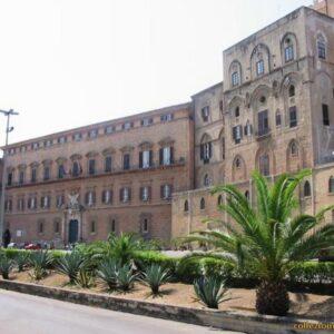 Palazzo Reale, sede del Parlamento siciliano