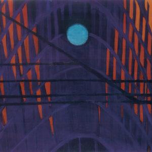Titina Maselli, Palazzo e semaforo verde, 1968