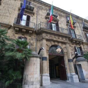 Palazzo d'Orléans, sede della Presidenza della Regione Siciliana