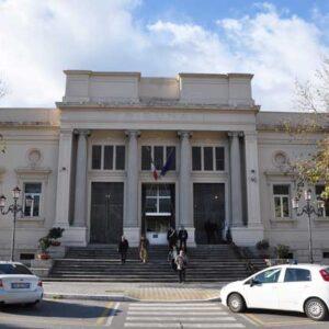 Nella foto: la Corte d'Appello di Reggio Calabria