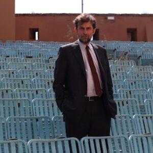 Il regista Nanni Moretti