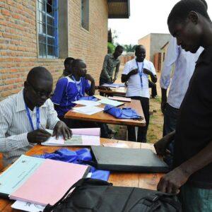 Preparazione per le elezioni in Burundi (Foto MENUB)