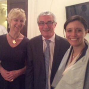Maria Elena Rossi, Eugenio Magnani e Isabella Periotto
