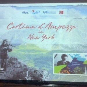 Cortina sbarca a New York con il Festival Dino Ciani