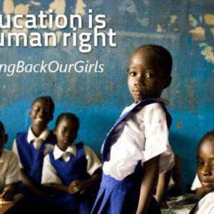 Campagna #BringBackOurGirls dell'UNESCO a favore dell'l'Istruzione nella lotta contro il terrorismo. Foto: UNESCO