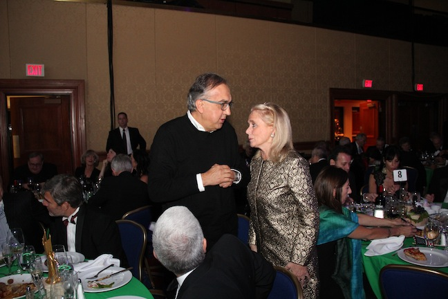 Marchionne Dingell