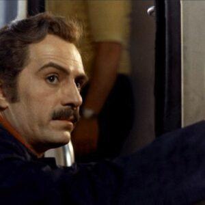 Nino Manfredi nel film 'Pane e cioccolatta'