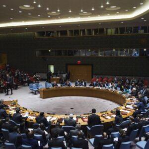 La riunione del Consiglio di Sicurezza ONU dedicata ai suoi metodi di lavoro (Foto ONU/Amanda Voisard)