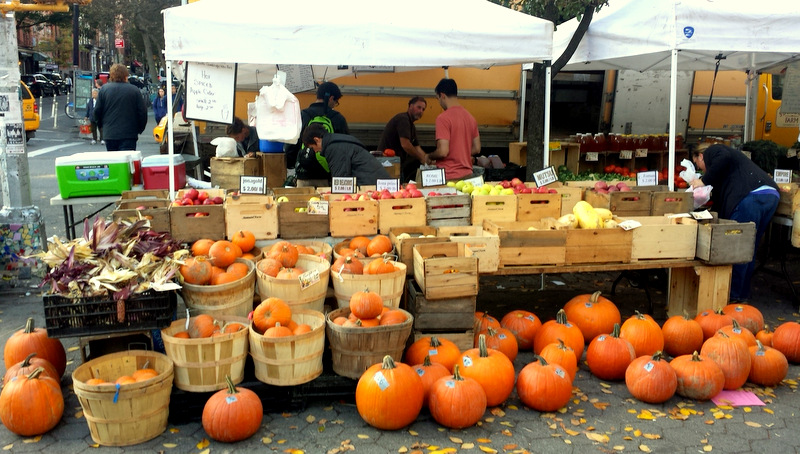 mercato halloween New York