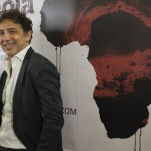 Il regista Christian Marazziti