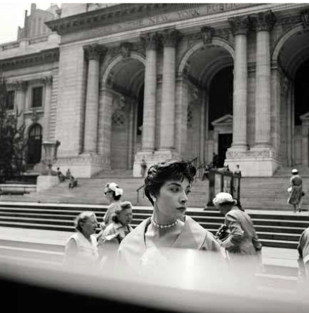 New York Public Library, New York, 1952 ca.