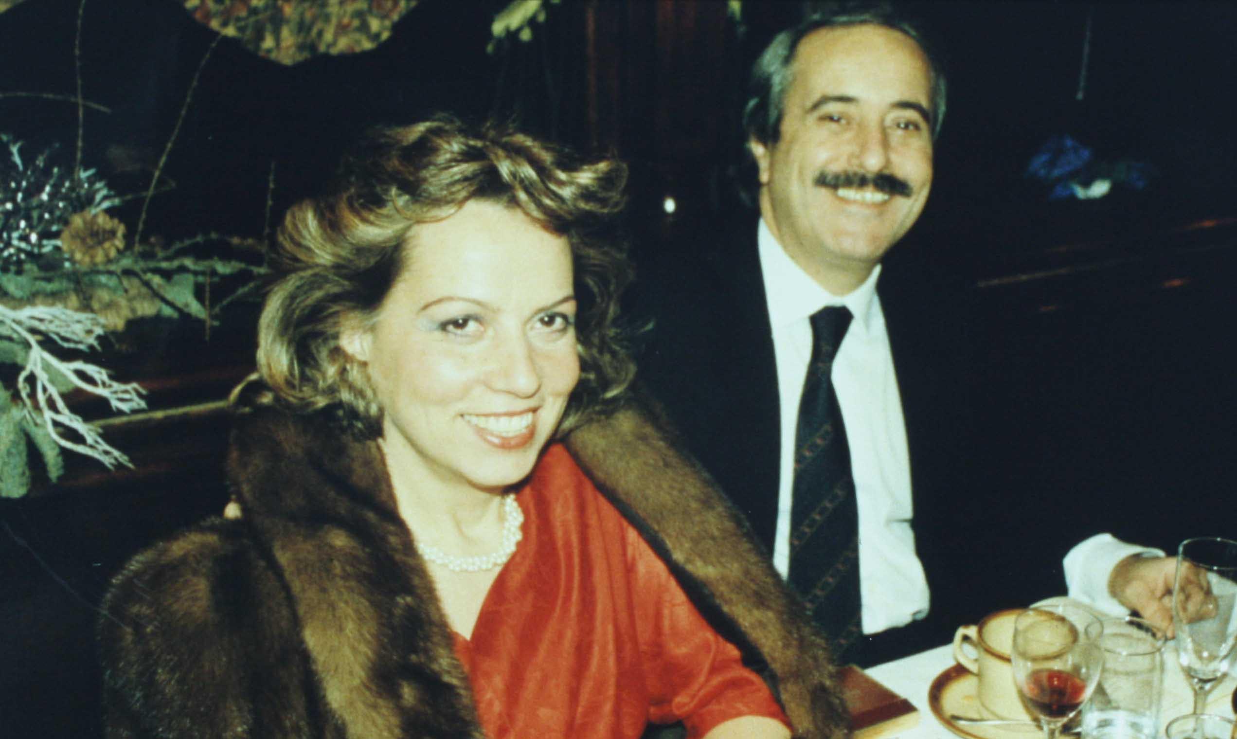 Francesca e Giovanni Falcone